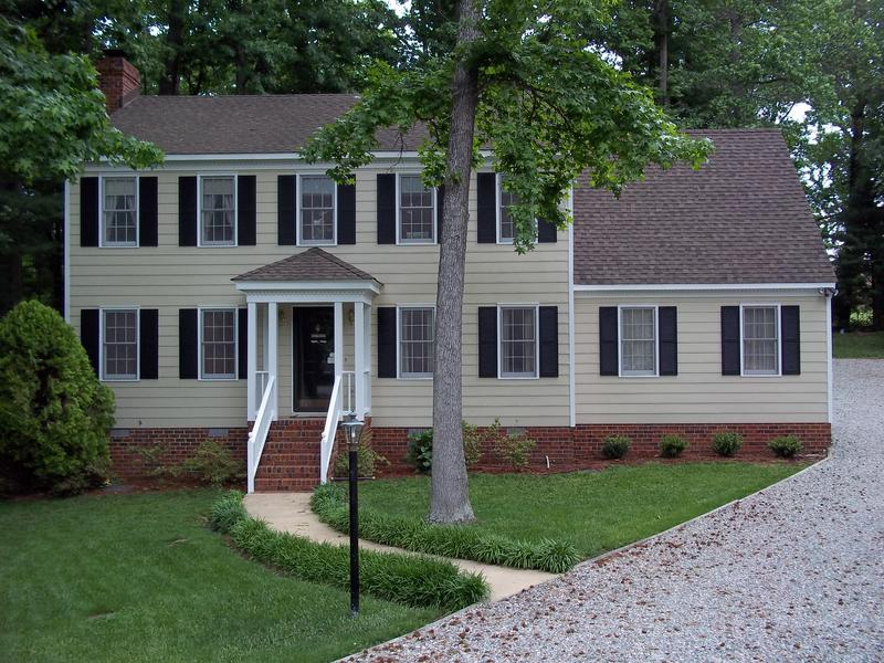 Siding Repair Midlothian VA