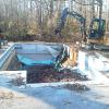 Pool Demo Before Pic Matoaca, VA